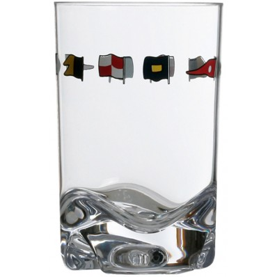 REGATA soda glass (6 pcs)