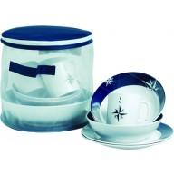NORTHWIND dinnerware set for 4 (16 pcs)