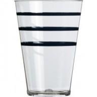 CANNES stackable glass (6 pcs)