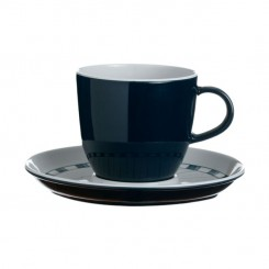 COLUMBUS cup with saucer (6 pcs)