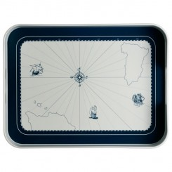 COLUMBUS rectangular serving tray