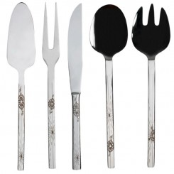 COLUMBUS serving cutlery (5 pcs)