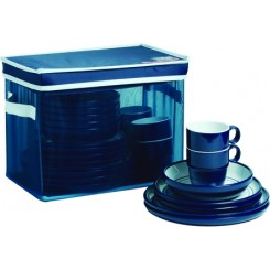 COLUMBUS dinnerware set for 6 (25 pcs)