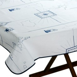 COLUMBUS stainproof tablecloth 115x100cm