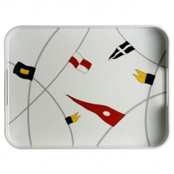 REGATA rectangular serving tray