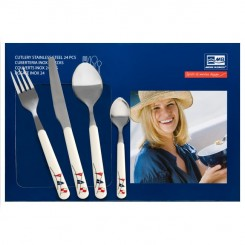 REGATA cutlery set for 6 people (24 pcs)