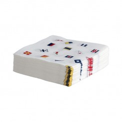 REGATA paper napkins 4x25pack