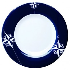 NORTHWIND dinner plate Ø25cm (6 pcs)