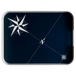 NORTHWIND rectangular serving tray