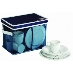 POLARIS dinnerware set for 6 (25 pcs)