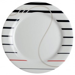 CANNES non-slip dinner plate Ø25cm (6 pcs)