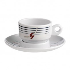 CANNES espresso cup with saucer (6 pcs)