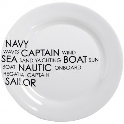 SEA dinner plate Ø25cm (6 pcs)