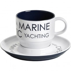 SEA cup with saucer (6 pcs)