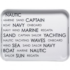 SEA rectangular serving tray