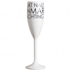 SEA champagne glass (6 pcs)