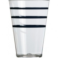 CANNES stackable glass (6 pcs)