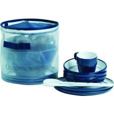 COLUMBUS dinnerware set for 4 (16 pcs)