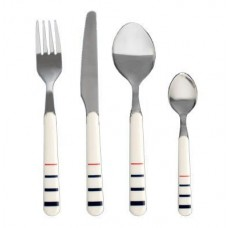 CANNES cutlery set for 6 people (24 pcs)